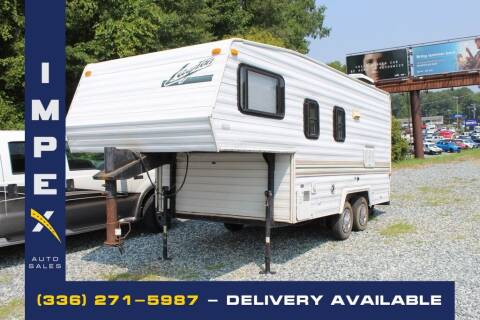 1991 Layton 5th Wheel for sale at Impex Auto Sales in Greensboro NC