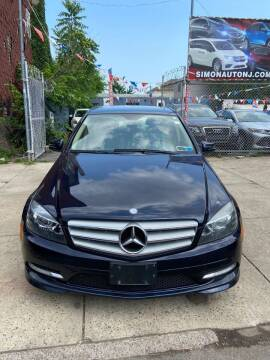 2011 Mercedes-Benz C-Class for sale at Simon Auto Group in Newark NJ