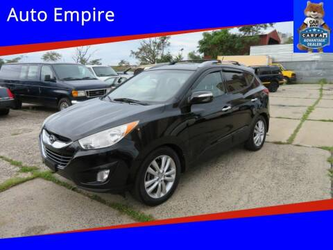 2012 Hyundai Tucson for sale at Auto Empire in Brooklyn NY