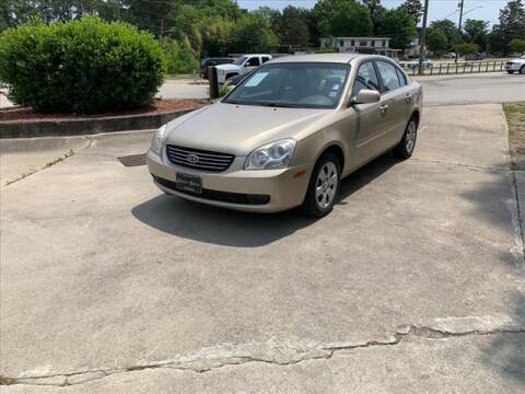 2007 Kia Optima for sale at Kelly & Kelly Auto Sales in Fayetteville NC