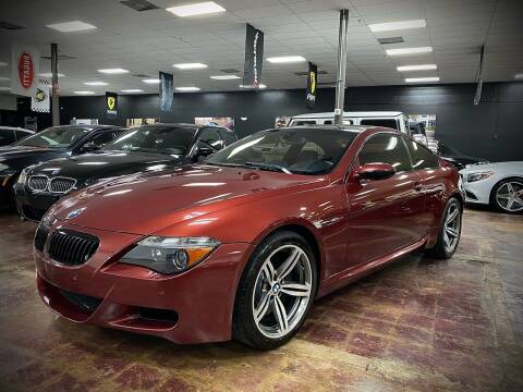 2007 BMW M6 for sale at FALCON AUTO BROKERS LLC in Orlando FL