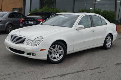 2005 Mercedes-Benz E-Class for sale at Next Ride Motors in Nashville TN