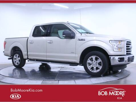 2017 Ford F-150 for sale at Bob Moore Kia in Oklahoma City OK
