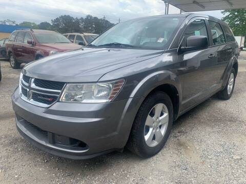 2013 Dodge Journey for sale at ATLANTA AUTO WAY in Duluth GA