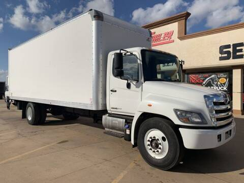 2017 Hino 268 for sale at TRUCK N TRAILER in Oklahoma City OK