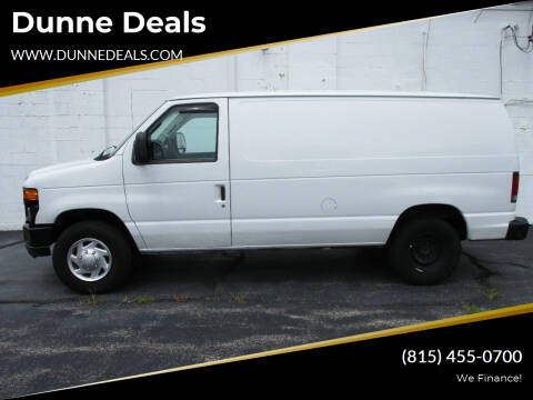 2012 Ford E-Series Cargo for sale at Dunne Deals in Crystal Lake IL