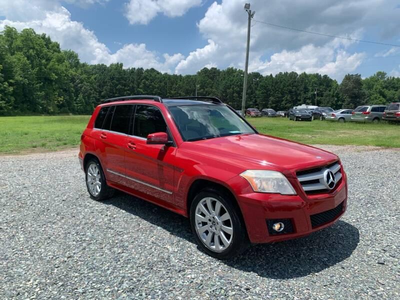 2012 Mercedes-Benz GLK for sale at Sanford Autopark in Sanford NC