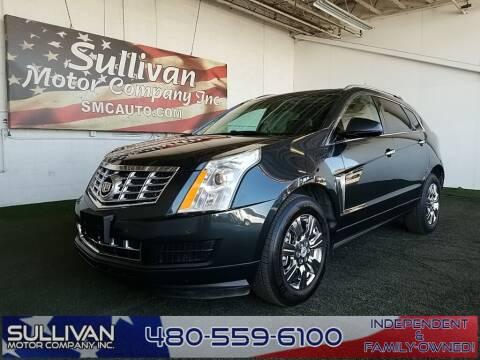 2014 Cadillac SRX for sale at SULLIVAN MOTOR COMPANY INC. in Mesa AZ