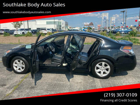 2008 Nissan Altima for sale at Southlake Body Auto Sales in Merrillville IN