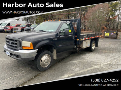 2000 Ford F-450 Super Duty for sale at Harbor Auto Sales in Hyannis MA