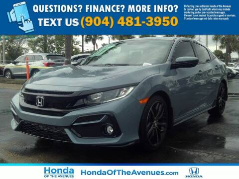 2021 Honda Civic for sale at Honda of The Avenues in Jacksonville FL