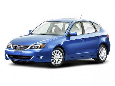 2008 Subaru Impreza for sale at Joe and Paul Crouse Inc. in Columbia PA