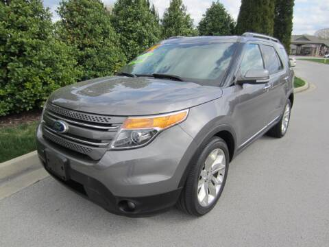 2014 Ford Explorer for sale at AutoMart East Ridge in Chattanooga TN
