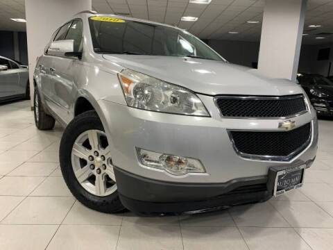2010 Chevrolet Traverse for sale at Cj king of car loans/JJ's Best Auto Sales in Troy MI