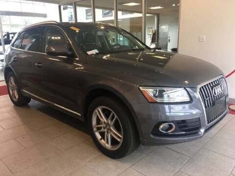 2016 Audi Q5 for sale at Adams Auto Group Inc. in Charlotte NC