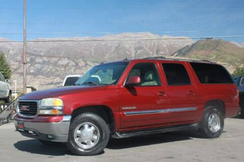 2003 GMC Yukon XL for sale at REVOLUTIONARY AUTO in Lindon UT