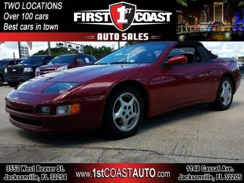 1993 Nissan 300ZX for sale at 1st Coast Auto -Cassat Avenue in Jacksonville FL