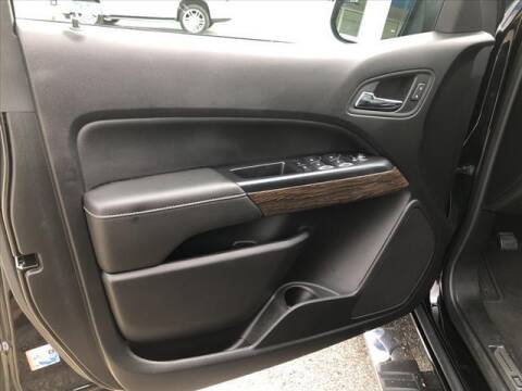 2019 GMC Canyon for sale at CAR MART in Union City TN