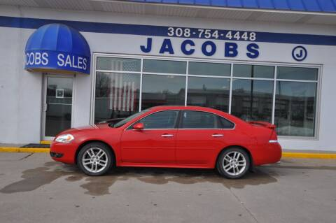 2013 Chevrolet Impala for sale at Jacobs Ford in Saint Paul NE