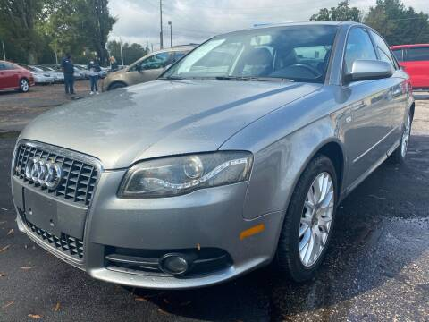 2008 Audi A4 for sale at Atlantic Auto Sales in Garner NC