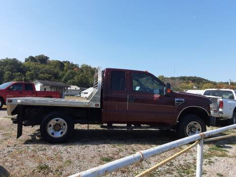 2008 Ford F-250 Super Duty for sale at Bates Auto & Truck Center in Zanesville OH