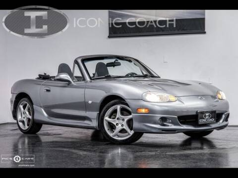 2003 Mazda MX-5 Miata for sale at Iconic Coach in San Diego CA