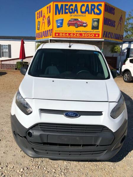2014 Ford Transit Connect Cargo for sale at Mega Cars of Greenville in Greenville SC