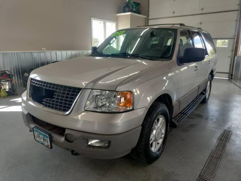 2003 Ford Expedition for sale at Sand's Auto Sales in Cambridge MN