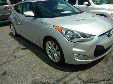 2012 Hyundai Veloster for sale at IMPORT MOTORSPORTS in Hickory NC