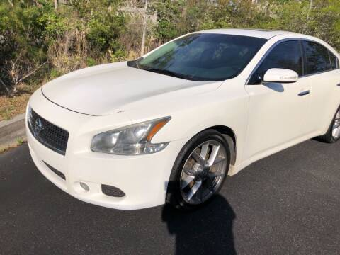 2010 Nissan Maxima for sale at Muscle Cars USA 1 in Murrells Inlet SC
