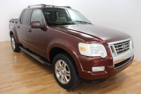 2010 Ford Explorer Sport Trac for sale at Paris Motors Inc in Grand Rapids MI