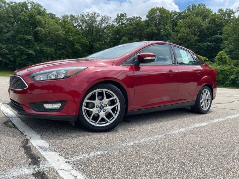 2015 Ford Focus for sale at Lifetime Automotive LLC in Middletown OH