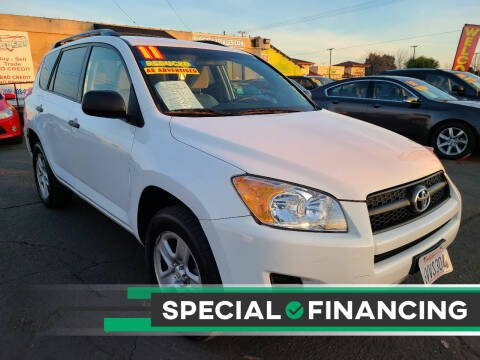 2011 Toyota RAV4 for sale at Super Cars Sales Inc #1 - Super Auto Sales Inc #2 in Modesto CA