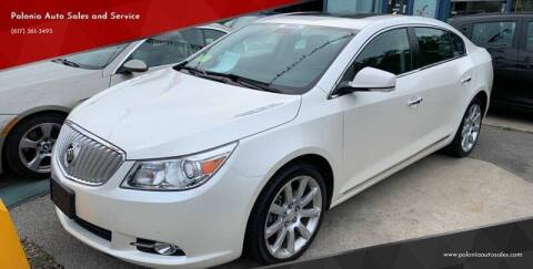 2011 Buick LaCrosse for sale at Polonia Auto Sales and Service in Hyde Park MA