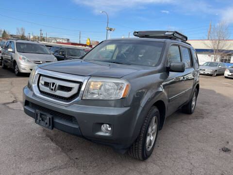2009 Honda Pilot for sale at Mister Auto in Lakewood CO