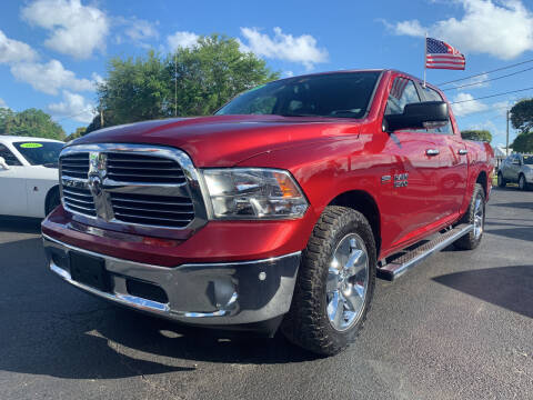 2015 RAM Ram Pickup 1500 for sale at Bargain Auto Sales in West Palm Beach FL