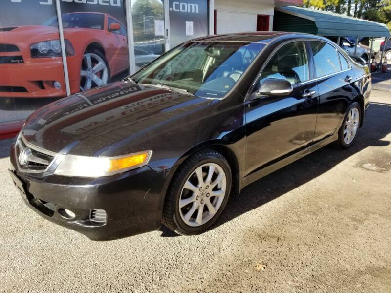 2006 Acura TSX for sale at Jays Used Car LLC in Tucker GA