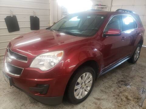 2012 Chevrolet Equinox for sale at Jem Auto Sales in Anoka MN