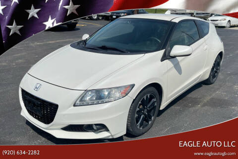 2014 Honda CR-Z for sale at Eagle Auto LLC in Green Bay WI