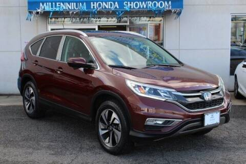 2016 Honda CR-V for sale at MILLENNIUM HONDA in Hempstead NY