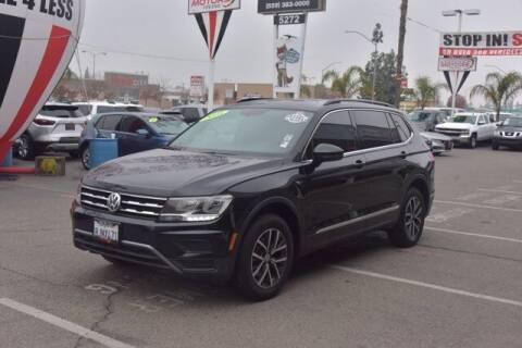 2018 Volkswagen Tiguan for sale at Choice Motors in Merced CA