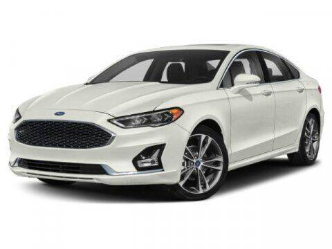 2020 Ford Fusion for sale at TRI-COUNTY FORD in Mabank TX