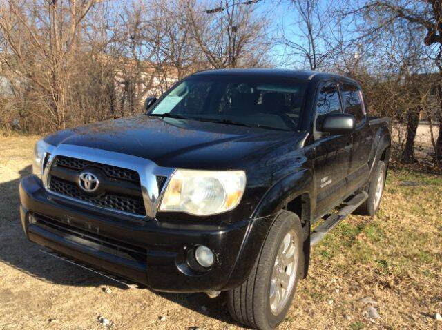 2011 Toyota Tacoma for sale at Allen Motor Co in Dallas TX