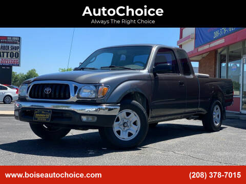 2003 Toyota Tacoma for sale at AutoChoice in Boise ID