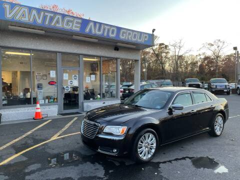 2012 Chrysler 300 for sale at Vantage Auto Group in Brick NJ