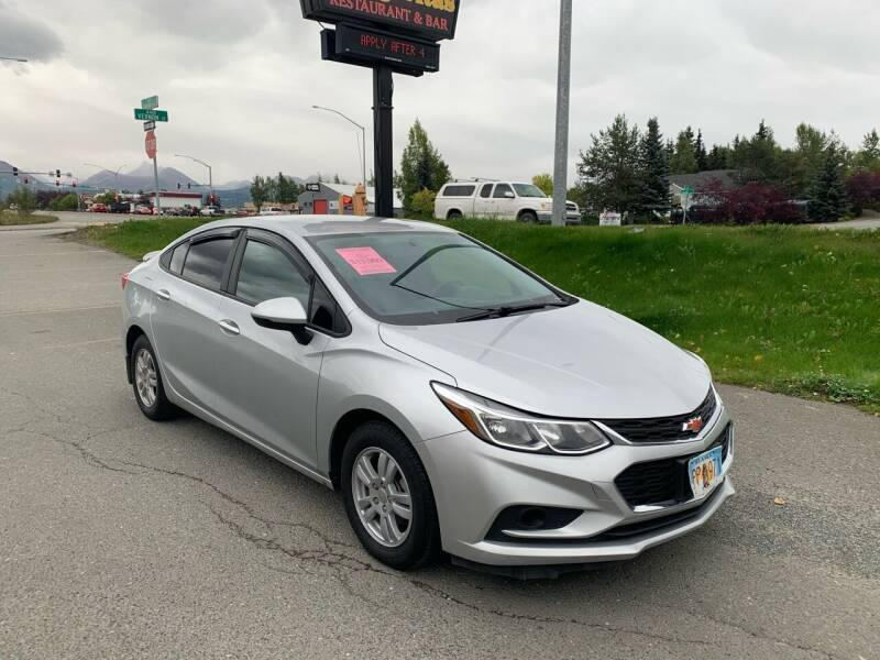 2017 Chevrolet Cruze for sale at Freedom Auto Sales in Anchorage AK