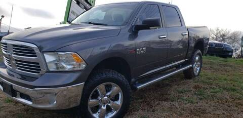 2015 RAM Ram Pickup 1500 for sale at Used Imports Auto - Metro Auto Credit in Smyrna GA