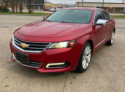 2015 Chevrolet Impala for sale at JacksonvilleMotorMall.com in Jacksonville FL
