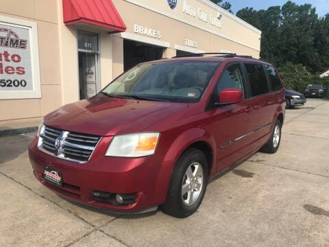 2009 Dodge Grand Caravan for sale at Ridetime Auto in Suffolk VA