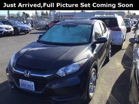 2016 Honda HR-V for sale at Royal Moore Custom Finance in Hillsboro OR